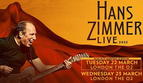 More Info for Hans Zimmer Live