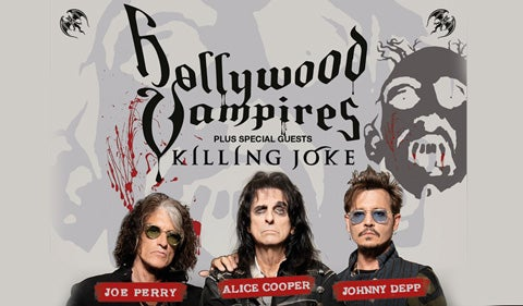 More Info for Hollywood Vampires