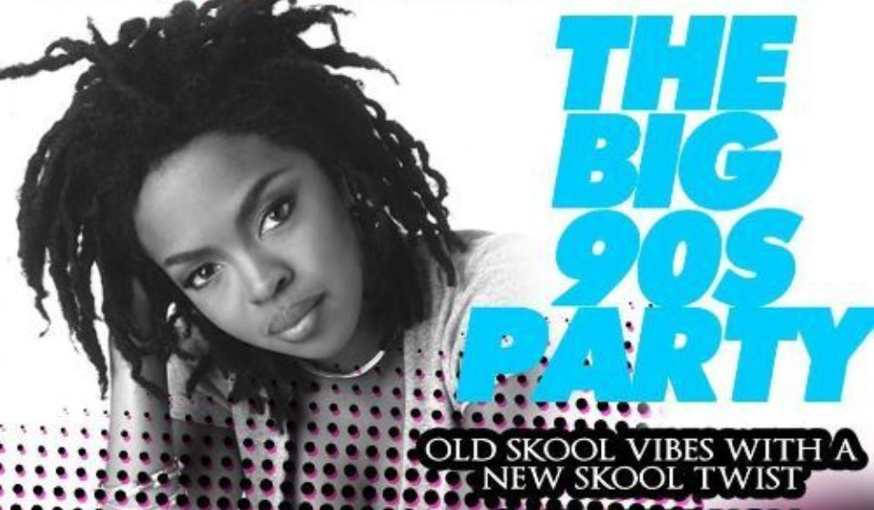 More Info for Big 90s Party
