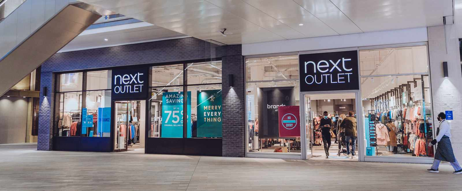 The 'Next' big retailer lands at Icon Outlet