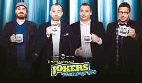 Impractical jokers wheres larry tour starring the tenderloins impractical jokers wheres larry tour starring the tenderloins m4hsunfo