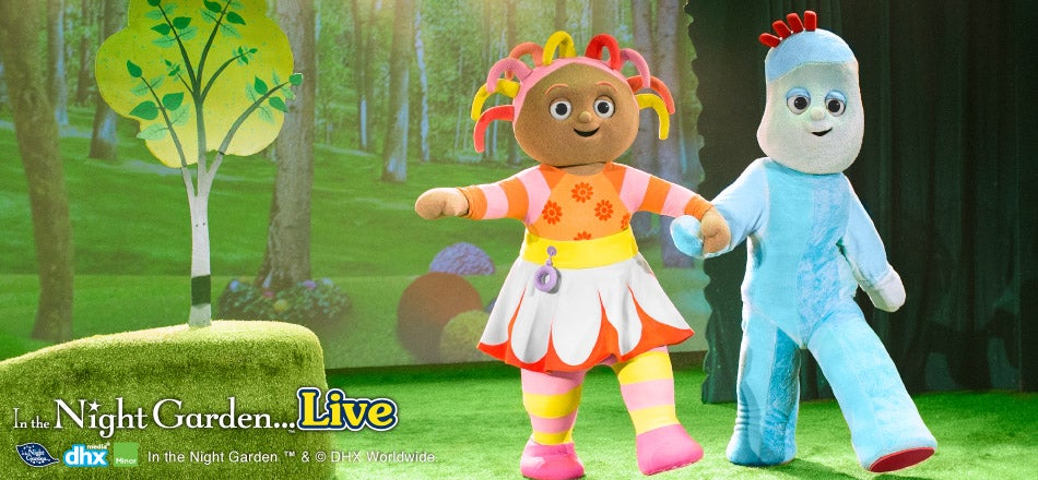 In The Night Garden Live 2018 Tickets London | The O2