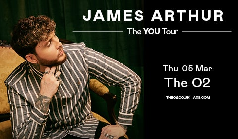 More Info for James Arthur