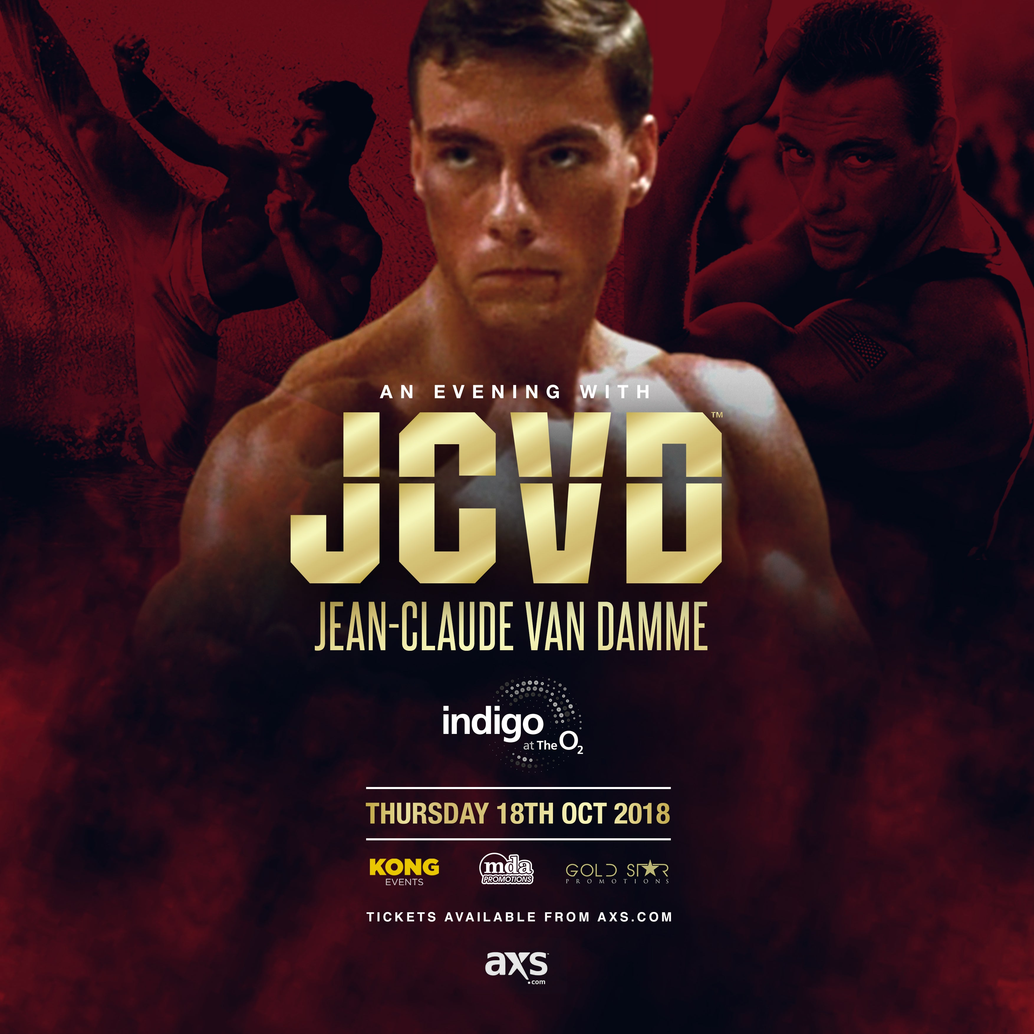 More Info for An Evening with Jean-Claude Van Damme // Cancelled