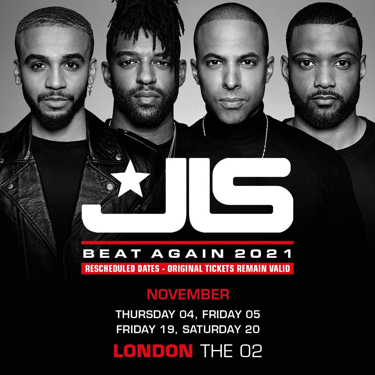 More Info for JLS
