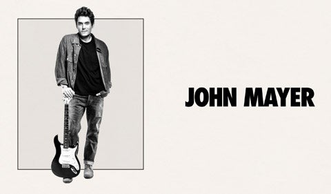 More Info for An evening with John Mayer