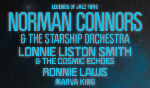More Info for Norman Connors & The Starship Orchestra