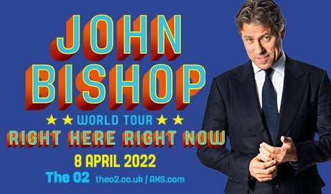 More Info for John Bishop