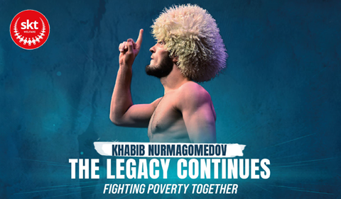 More Info for Khabib NurMagomedov - The Legacy Continues
