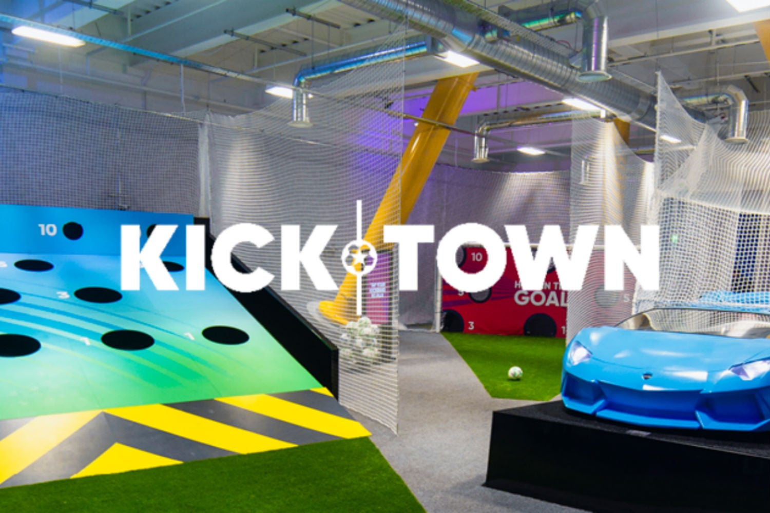 KickTown opens its doors at The O2