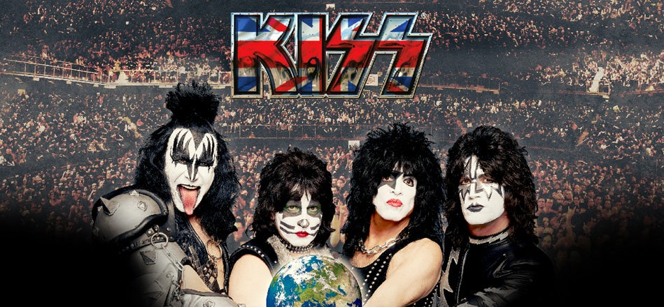 Kiss Tickets London The O2