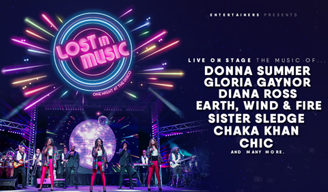 More Info for Lost In Music - One Night at the Disco