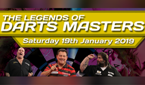More Info for The Legends of Darts Masters 2019