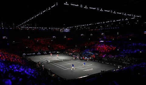More Info for Laver Cup London 2022