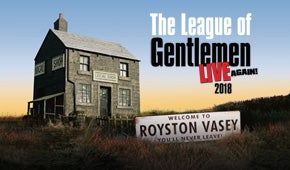 More Info for The League Of Gentlemen Live Again!