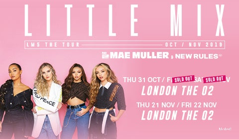 More Info for Little Mix