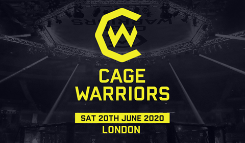 More Info for Cage Warriors