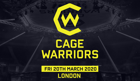 More Info for Cage Warriors 113: London