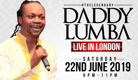 More Info for Daddy Lumba Live