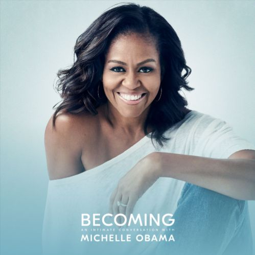 More Info for Becoming: An Intimate Conversation with Michelle Obama