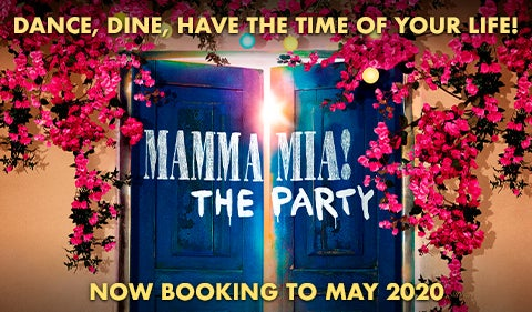 More Info for Mamma Mia! The Party
