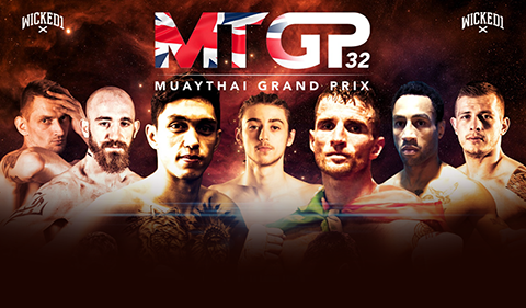 More Info for Muay Thai / Kick Boxing Grand Prix