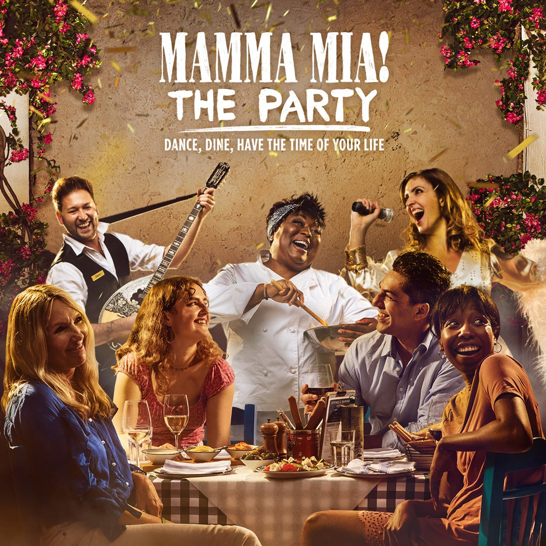 More Info for Mamma Mia! The Party