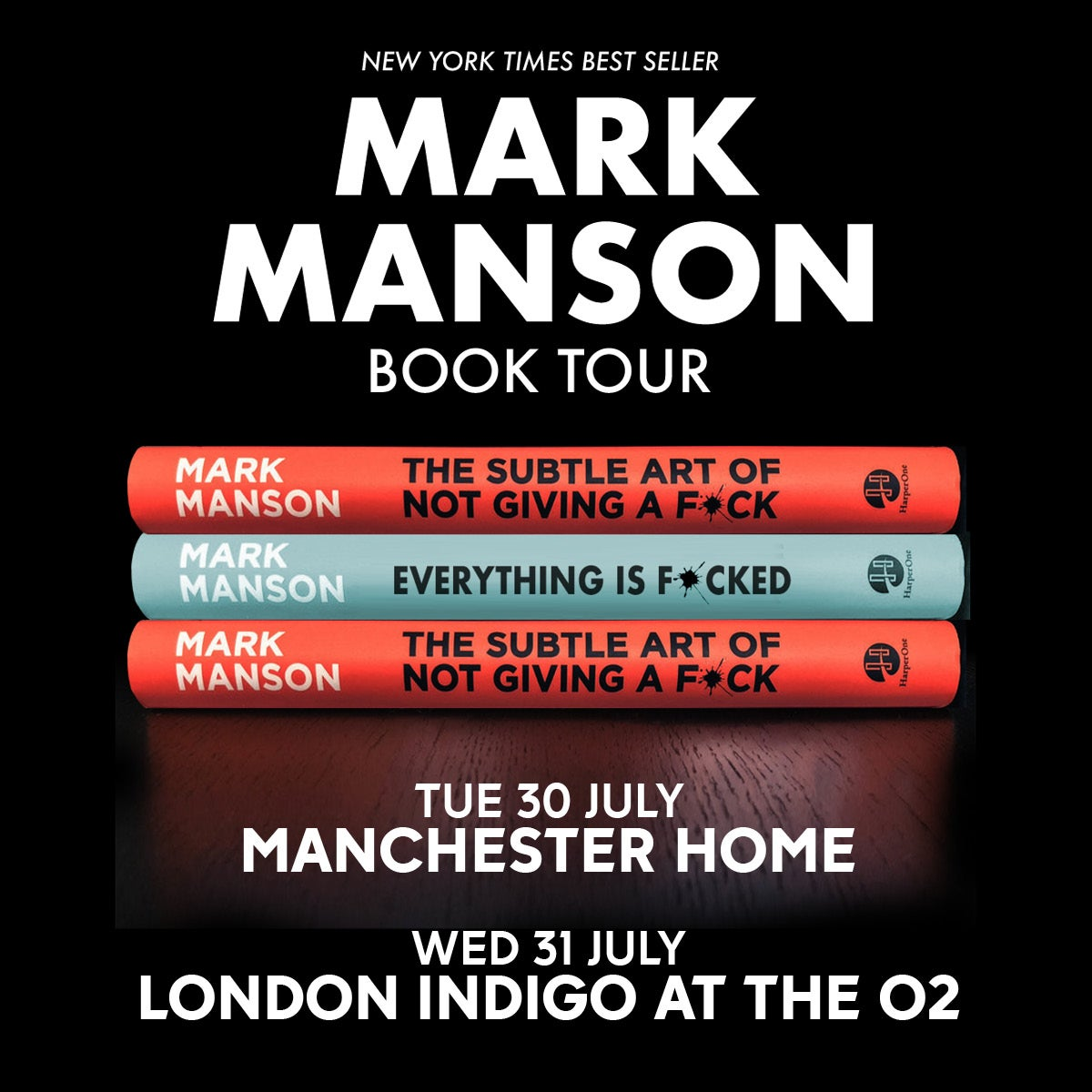 More Info for Mark Manson