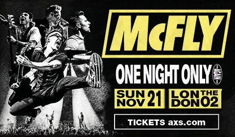More Info for McFly