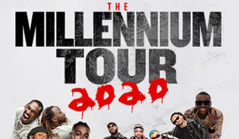 More Info for The Millennium Tour 2020
