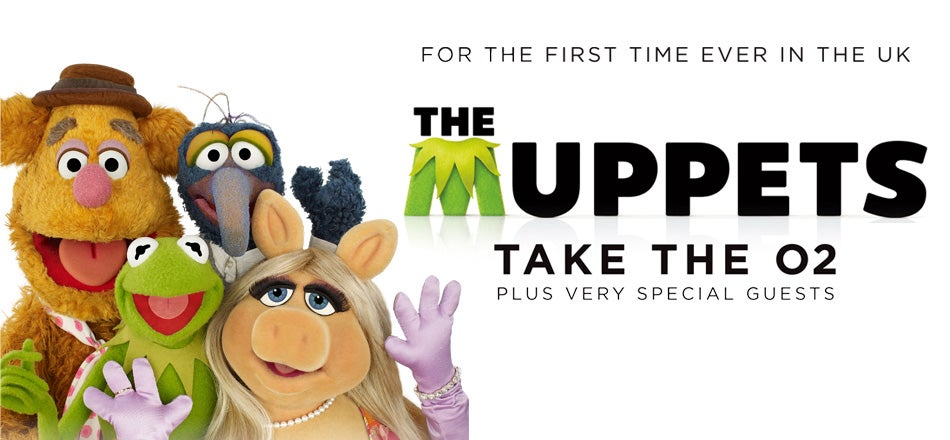 The Muppets take The O2 | The O2