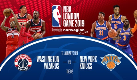 More Info for NBA London Game 2019 presented by Norwegian