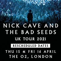 More Info for Cancelled | Nick Cave And The Bad Seeds