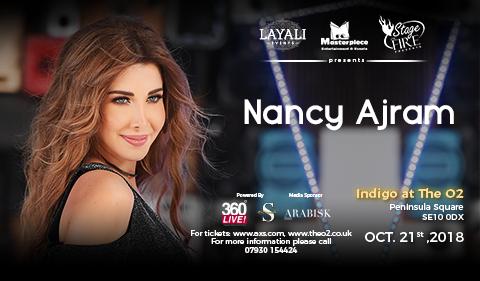 More Info for Nancy Ajram