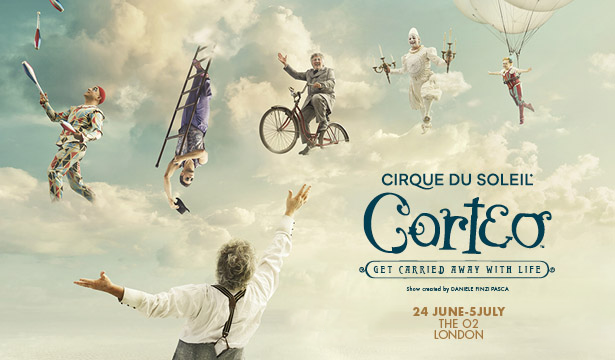 More Info for Cirque du Soleil