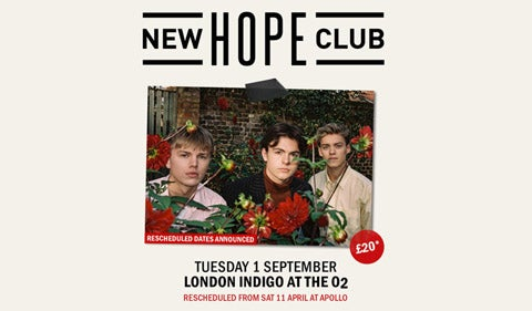 More Info for New Hope Club