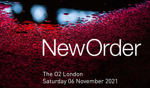 More Info for New Order