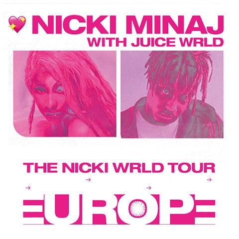 More Info for Nicki Minaj featuring Juice Wrld