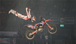 Night of The Jumps Tickets Medium