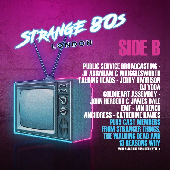 More Info for Strange 80s London