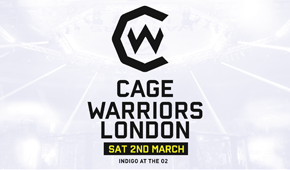 More Info for Cage Warriors London