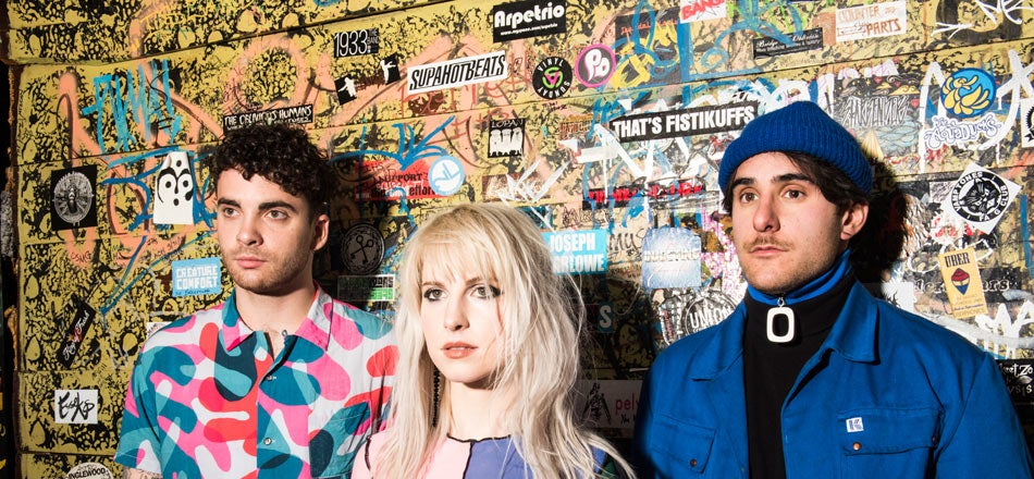 Paramore Tickets London | The O2 Paramore Tour