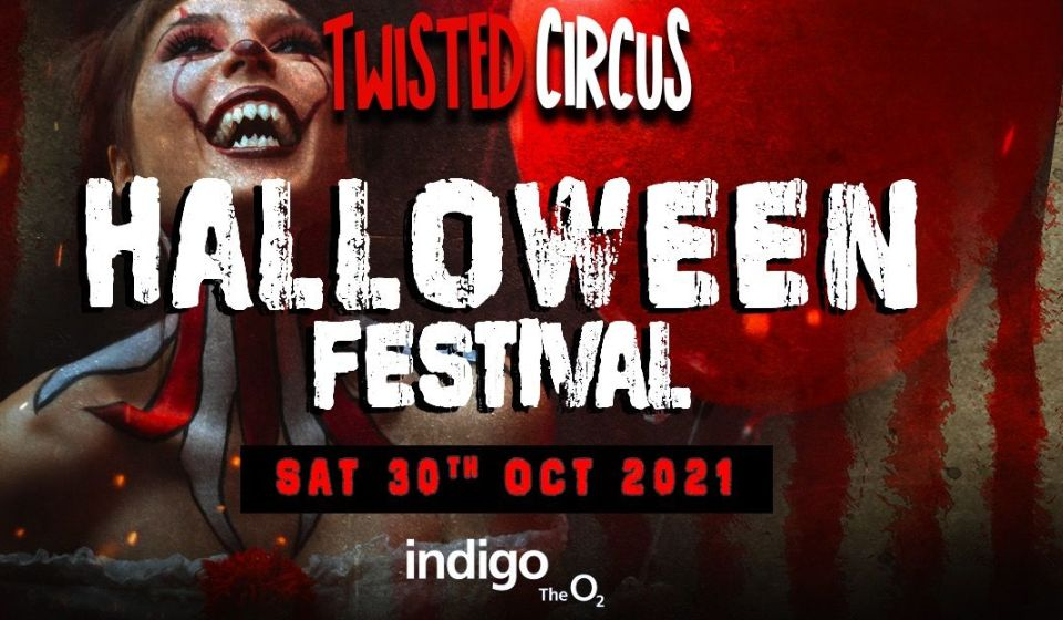 More Info for Twisted Circus Halloween Festival 2021