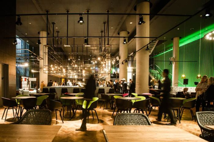 American Express Invites 174 Lounge The O2