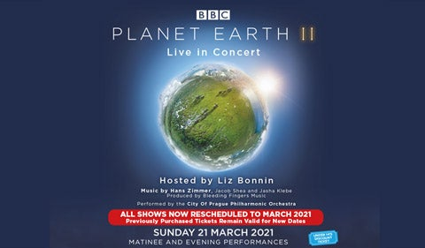 More Info for Planet Earth II – Live in Concert