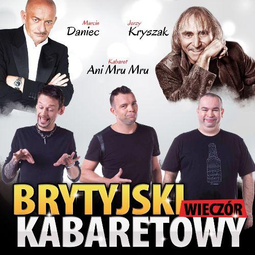 More Info for Brytyjski wieczór kabaretowy