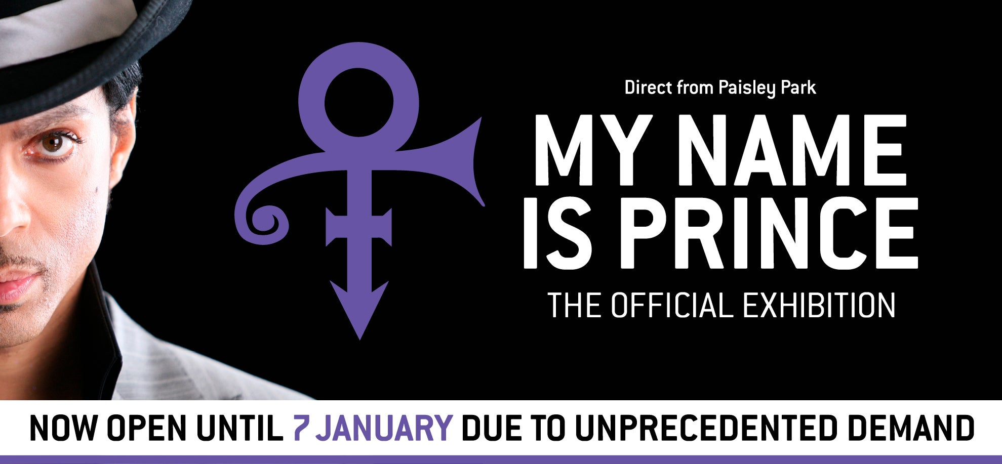 My Name Is Prince The O2