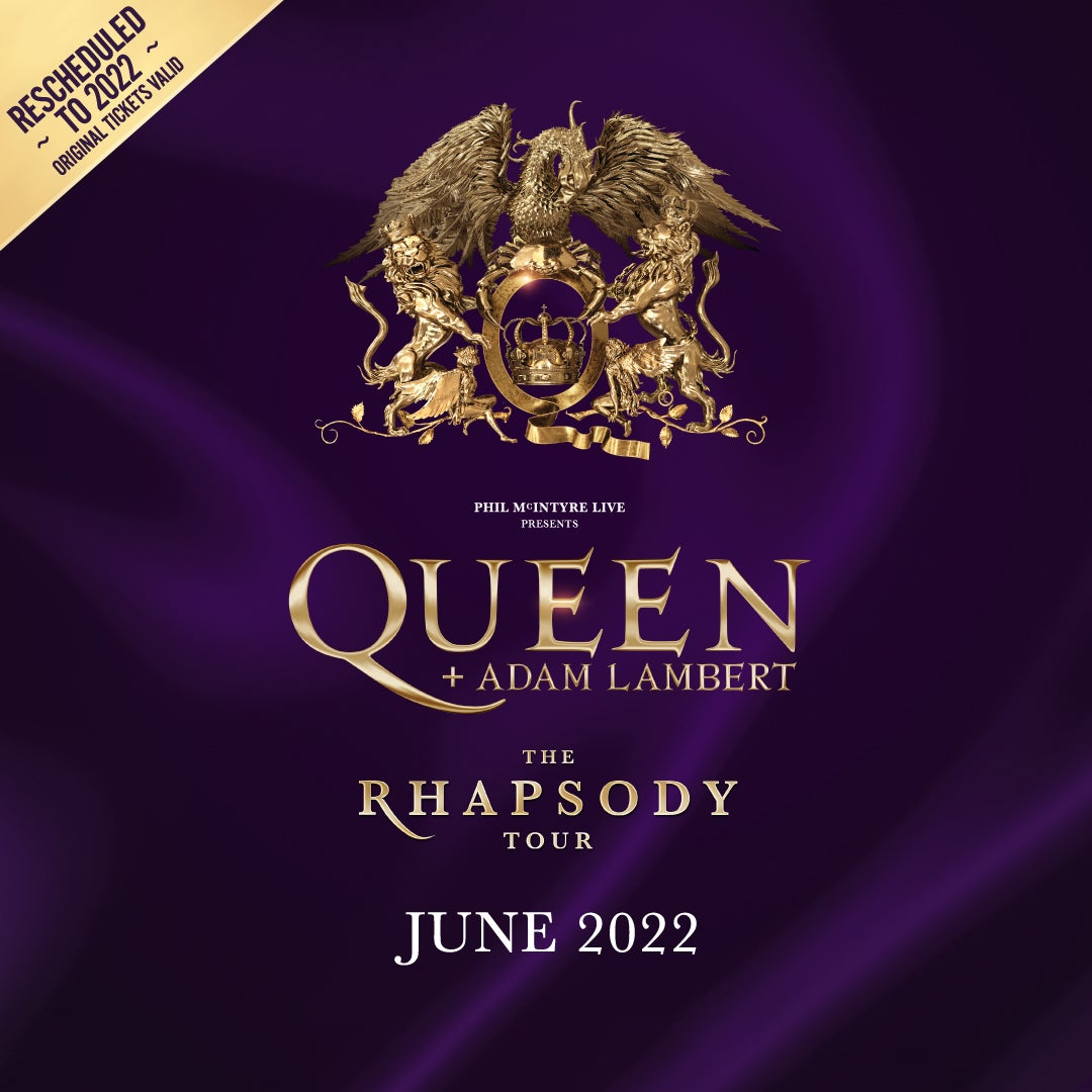 More Info for Queen + Adam Lambert