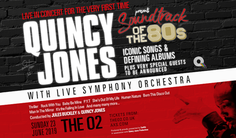 Quincy Jones: Soundtrack of the 80s  Defining Albums and Iconic