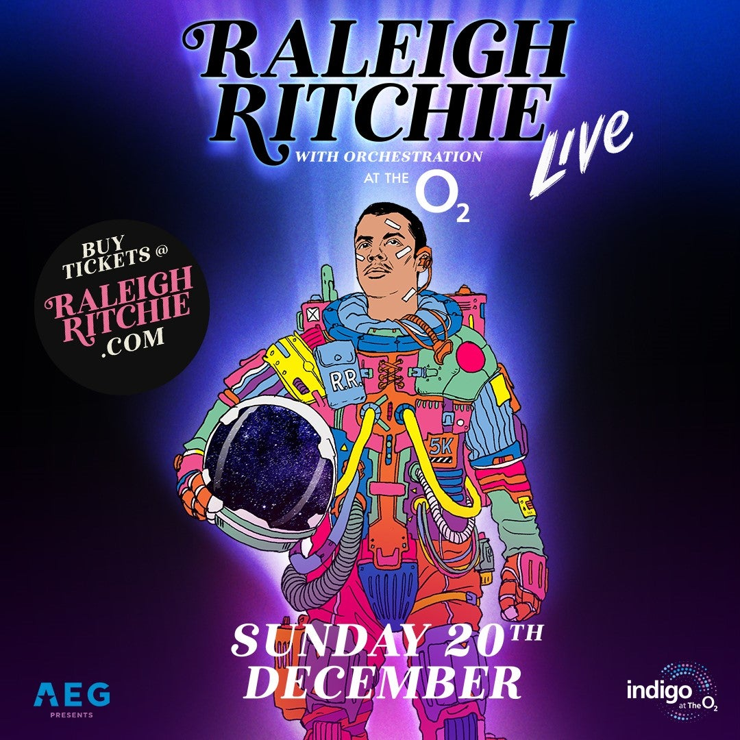 More Info for Raleigh Ritchie